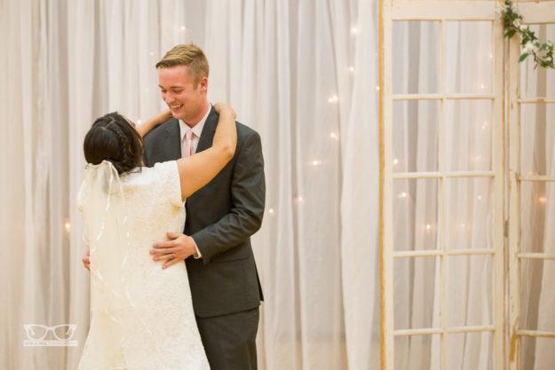 Idaho Falls Wedding Reception Rexburg Temple Photographer