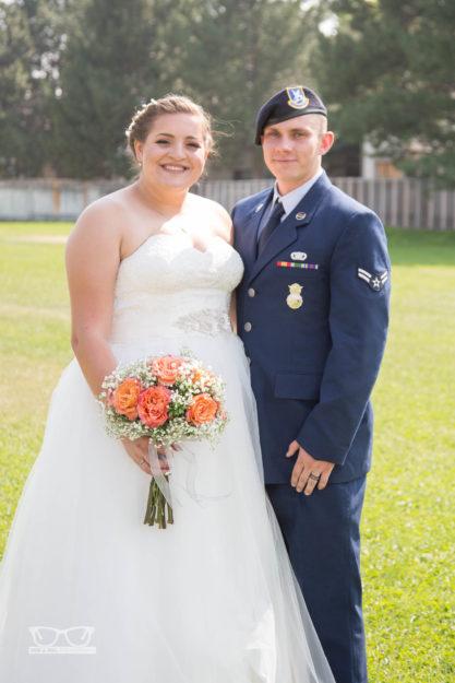 Courtnie And Calvin Idaho Falls Wedding New Life Church Elks Lodge